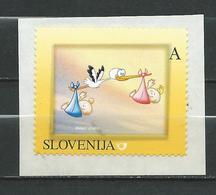 Slovenia 2007 Personalized Stamps - Self-Adhesive. MNH - Birds - Slovénie