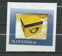 Slovenia 2007 Personalized Stamps - Self-Adhesive. MNH - Post Horn - Slovénie