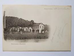CPA RONCHAMP HAUTE SAONE PUITS DE MINE Circulée 1902 - Francia