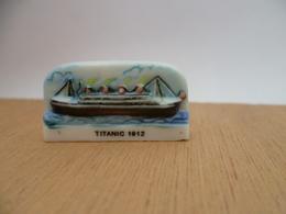Fève ** Titanic 1912  ** Navire , Paquebot , Les Paquebots Celebres , Bateau - Sonstige