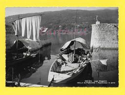 Lago Maggiore - ISOLA SUPERIORE - Pescherecci In Porto - Vera Foto - Italia