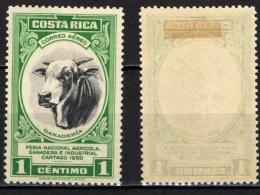 COSTARICA - 1950 - FIERA - MH - Costa Rica