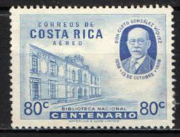 COSTARICA - 1959 - DON RICARDO JINEBEZ OREAMUNO - USATO - Costa Rica