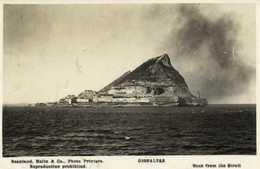 GIBRALTAR  Rock From The Strait RV - Gibraltar