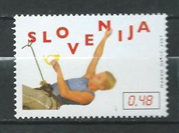 Slovenia 2007 Sports. MNH - Slovénie