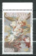 Slovenia 2007 Art - Baroque Painting. MNH - Slovénie