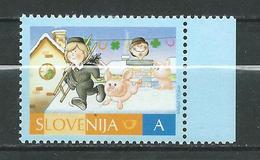 Slovenia 2007 Christmas. MNH - Slovénie