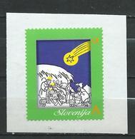 Slovenia 2007 Personalized Stamps - Self-Adhesive MNH - Christmas - Slovénie