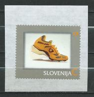 Slovenia 2007 Personalized Stamps - Self-Adhesive MNH - Postal Services - Slovénie
