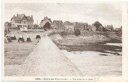 SAINT GILLES CROIX DE VIE: VUE PRISE DE LA JETEE - Saint Gilles Croix De Vie
