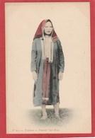 CPA: Chine - Yunnan - Femme Tho-Man - Cina