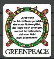 Sticker Aufkleber GREENPEACE - Aufkleber