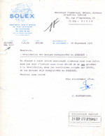 SOLEX NANTERRE 1972 - France