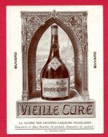 """BUVARD (Réf : C 900) """"VIEUX PAPIERS -PUBLICITÉ"""" VIEILLE CURE - Liquor & Beer"""