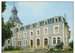 Cpsm 16 Etagnac , Maison Sainte Marie , écrite - Sonstige Gemeinden