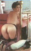 TARJETA DE HONG KONG DE UNA MUJER DESNUDA (NUDE-EROTIQUE) BLUE STAR PRIVATE CLUB - Erotic (Adults Only)