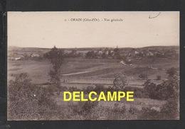 DD / 21 CÔTE D'OR / ORAIN / VUE GENERALE - France