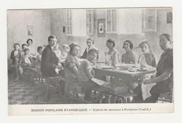 Mission Populaire Evangélique.Colonie De Vacances à Fondettes.37.Indre Et Loire. - Fondettes