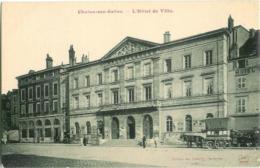 Chalon Sur Saone - L'hotel De Ville - Chalon Sur Saone