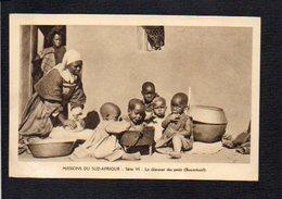 Lesotho / Missions Du Sud Afrique / Le Déjeuner Des Petits ( Basutoland) - Lesotho