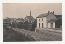 Fondettes.37.Indre Et Loire.Vue Générale Gare. - Fondettes