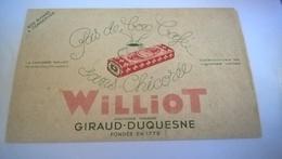 BUVARD La Chicoree WILLIOT - Coffee & Tea