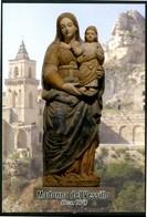 SANTINO - Madonna Del Vessillo - Santino Con Preghiera, Come Da Scansione. - Images Religieuses