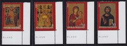 Macedonia 1999 Icons, MNH (**) Michel 153-156 - Macedonia