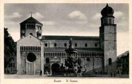 Trento - Il Duomo (37208) * 1937 - Trento