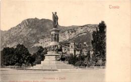 Trento - Monumento A Dante (17111) - Trento