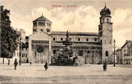 Trento - Duomo * 6. 8. 1912 - Trento