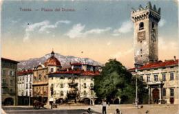 Trento - Piazza Del Duomo (148) - Trento