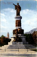 Trento - Monumento A Dante Alighieri (10395) - Trento