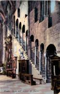 Trento - Scala Nell'interno Del Duomo (10397) - Trento