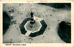 Trento - Monumento A Dante - Trento