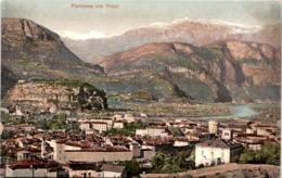 Panorama Von Trient - Trento