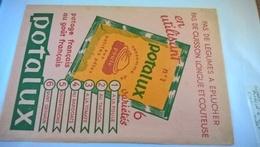 BUVARD Potage 6 Varietes POTALUX - Sopas & Salsas