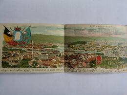 Liège - Panorama De La Ville De Liège - Exposition De Liège 1905 - Lüttich