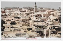 Tunis - Vue Generale - Tunisia