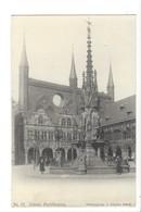 20602 - Lübeck Marktbrunnen - Luebeck