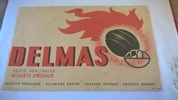 BUVARD Allumage Rapide DELMAS - Electricity & Gas