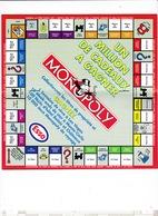 Collecteur Jeu De Monopoly  ESSO, 1997 - Publicidad
