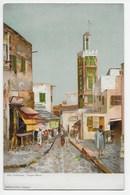 Tanger - Rue Principale - Undivided Back - Stengel 29529 - Tanger