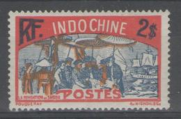 INDOCHINE:  N°146 *    - Cote 35€ - - Indochine (1889-1945)