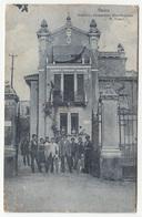 Busca, Industria Piemontese Macellazione A. Grossi Old Postcard Travelled? B180920 - Italia