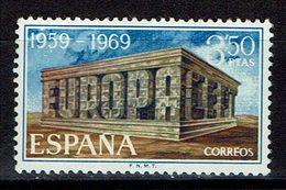 TIMBRE ESPAGNE 1969 MNH - EUROPE - Europa-CEPT