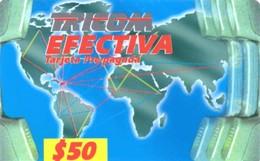 *REPUBBLICA DOMINICANA* - Scheda NUOVA - Dominicana