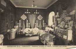BREMONT Fils CHOLET  Maison Fondée En 1819 FOIRE De LYON  RV - Cholet