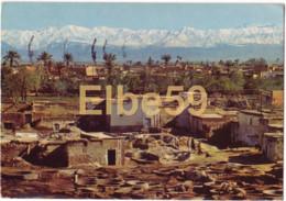 Maroc, Marrakech, Quartier Des Tanneurs. Return To Sender, 1985 - Marrakech
