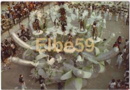 Brazil, Rio De Janeiro, Carnaval. École De Samba IMPERIO SERRANO, écrite 1984 - Danza